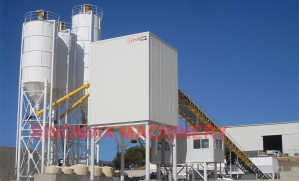 HZS Stationary Batching Plant